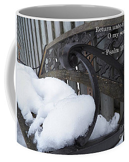 Return Unto Thy Rest Coffee Mug