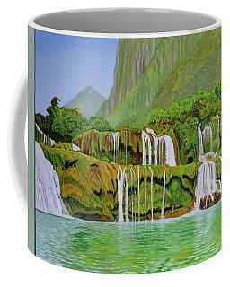Returned To Paradise Coffee Mug