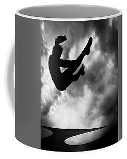 Returning To Earth Coffee Mug