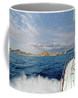 Returning To Port Coffee Mug
