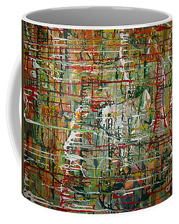 Revelation Coffee Mug by Jacqueline Athmann