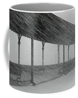 Revere Beach Nor'easter -jan 4,2018 Coffee Mug