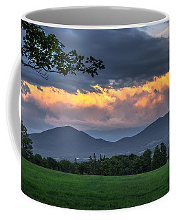 Reverse Sunset Coffee Mug
