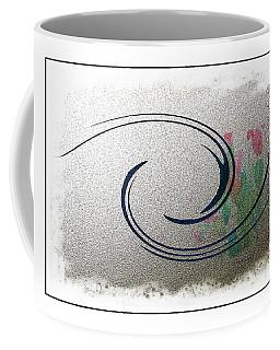 Reward At The Edge Of The Curve Coffee Mug