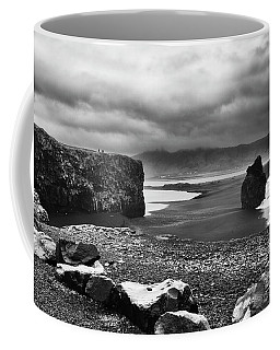 Reynisfjara Coffee Mug by Wade Courtney