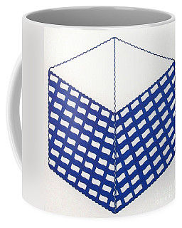 Coffee Mug featuring the drawing Rfb1013 by Robert F Battles