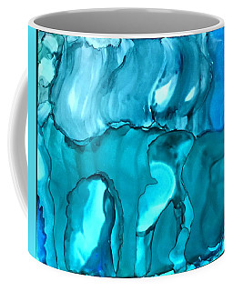 Rhabsody In Blue Coffee Mug