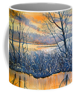 Rhapsody In Gold Coffee Mug