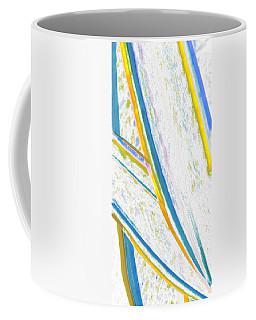 Rhapsody In Leaves No 2 Coffee Mug by Ben and Raisa Gertsberg