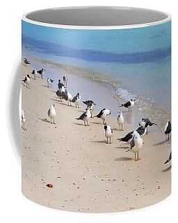 Rhapsody In Seabird Coffee Mug