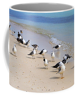 Rhapsody In Seabird Coffee Mug