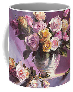Rhapsody Of Roses Coffee Mug