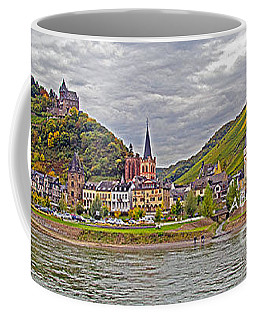 Rhine In Fall Coffee Mug