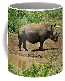 Rhino 2 Coffee Mug