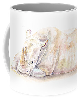 Rhino One Coffee Mug