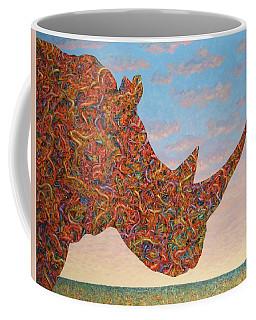 Rhino-shape Coffee Mug