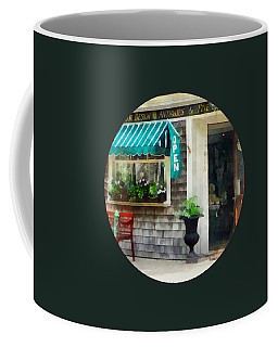 Rhode Island - Antique Shop Newport Ri Coffee Mug