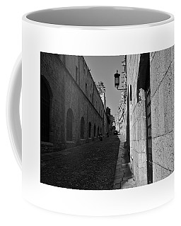 Coffee Mug featuring the photograph Rhodes Greece by Cendrine Marrouat