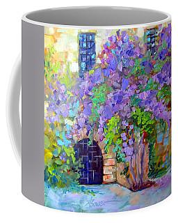 Rhodes Old Town In Greece Coffee Mug