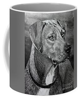 Rhodesian Ridgeback Coffee Mug by Terri Mills