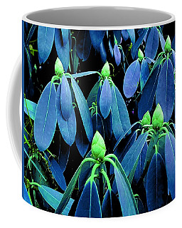Rhododendron Buds In Spring Coffee Mug