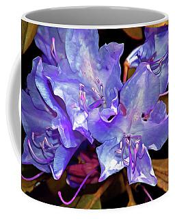 Rhododendron Glory 6 Coffee Mug