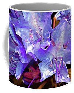 Rhododendron Glory 6 Coffee Mug