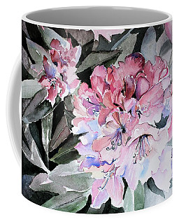 Rhododendron Rose Coffee Mug