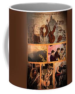 Rhythm And Roots Festival Coffee Mug