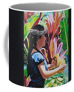 Rhythm Of The Hula Coffee Mug