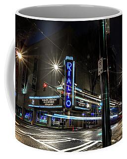 Rialto Theater Coffee Mug