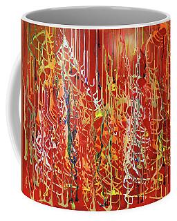 Rib Cage Coffee Mug