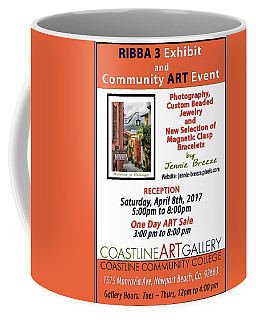 Ribba 3 Exhibit Coffee Mug