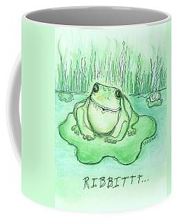 Ribbittt.... Coffee Mug