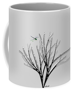 Coffee Mug featuring the photograph Ribbon Grass by Asok Mukhopadhyay