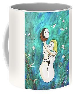 Ribbons Of Grass Coffee Mug