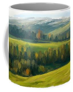 Rich Landscape Coffee Mug