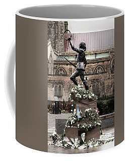Richard The Third Statue Coffee Mug
