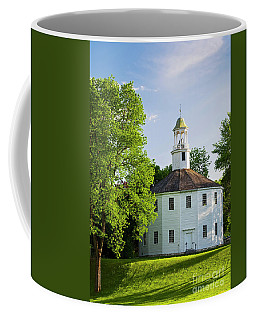 Richmond Old Round Church Coffee Mug