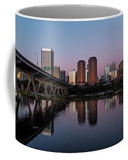 Richmond's Purple Reflection Coffee Mug