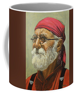 Rickabod At High Noon Coffee Mug