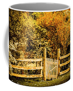 Rickety Countryside Coffee Mug