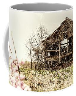 Rickety Shack Coffee Mug by Pamela Williams