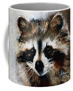 Rickey Raccoon Coffee Mug
