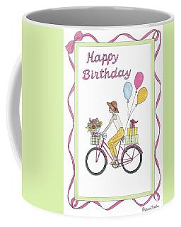 Ride In Style - Happy Birthday Coffee Mug