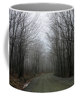Ride In The Forest Coffee Mug