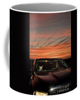 Ride Into That Sunset Coffee Mug