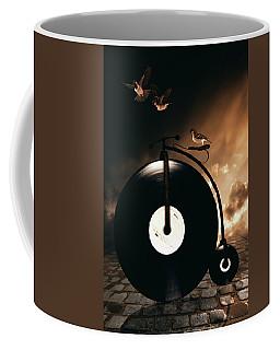 Ride Lesson Coffee Mug
