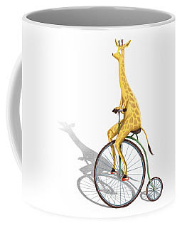 Ride My Bike Coffee Mug