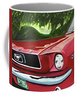 Ride Sally Ride Coffee Mug